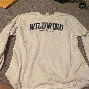 Tops - Wild wood New Jersey long sleeve